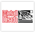 Metall Disch - Metals in shape, to measure with profile