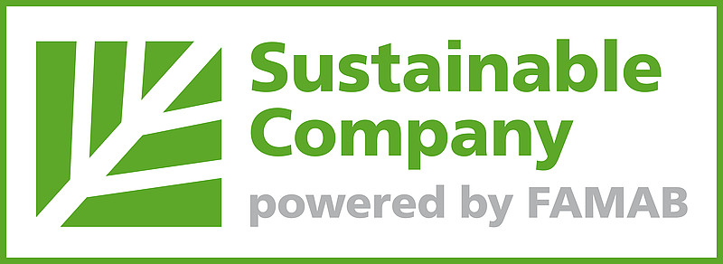 Sustainable Company powerd by FAMAB